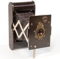 Vest Pocket Kodak open
