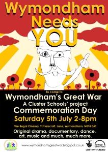Wymondham's Great War