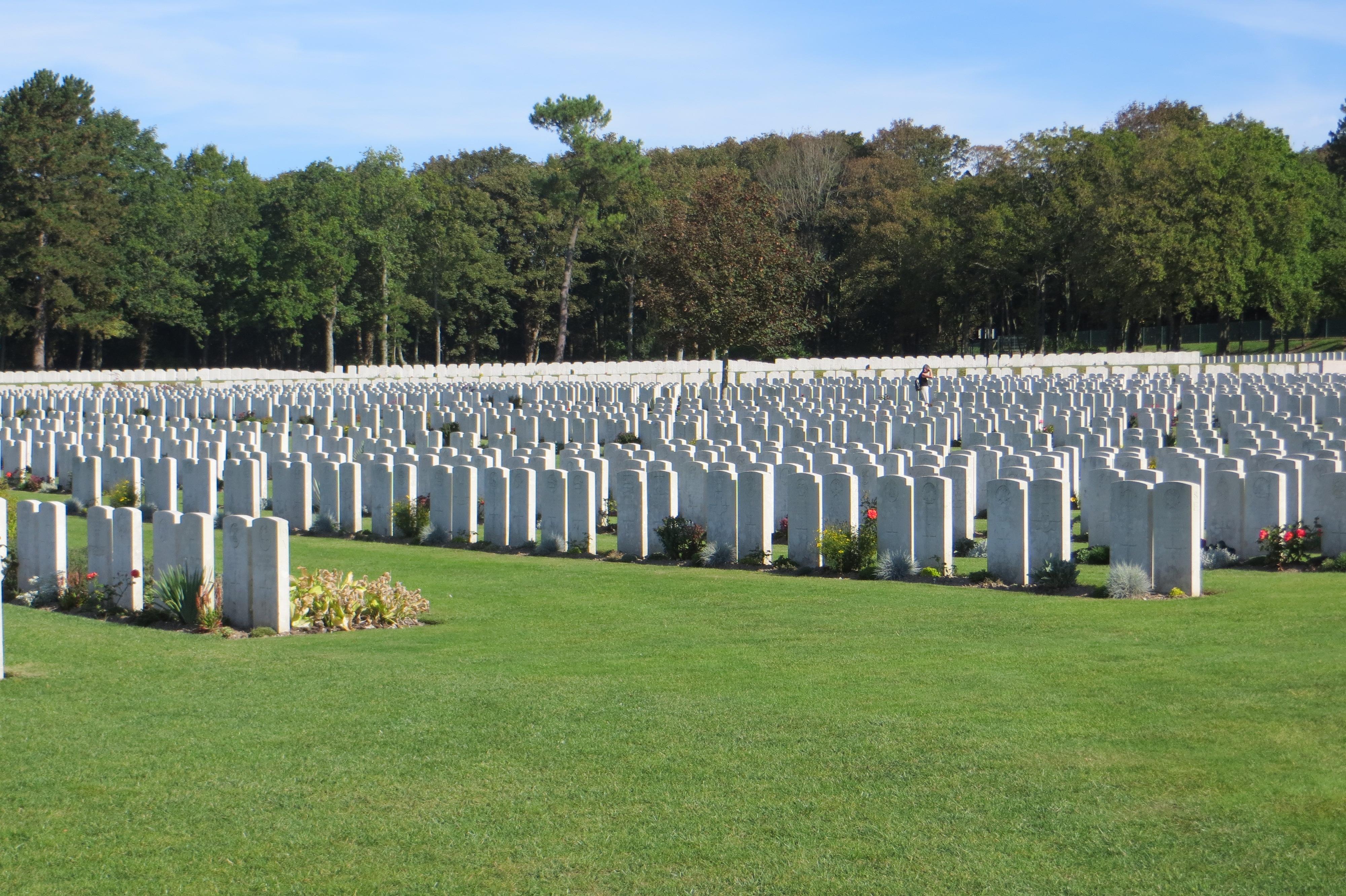 Etaples France  City pictures : Etaples Military Cemetery, Etaples, France
