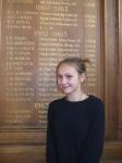 Anna Goodwin, competition winner.