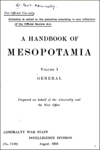 handbook iraq