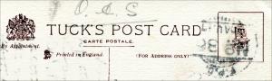 basra field postmark