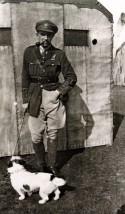 Knowles 8 RMK in uniform, 1918