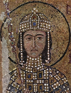 Alexius I Comnenos, Emperor of the Romans and God's Vice-Regent on Earth. Wikimedia Commons : uploaded by Bot
