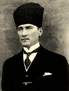 Mustafa Kemal Atatürk public domain