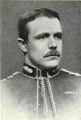 Captain Fenton Aylmer
