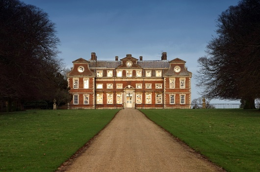 Raynham Hall, Norfolk: seat of the Townshend Family source: www.hha.org.uk/Property/79/Raynham-Hall