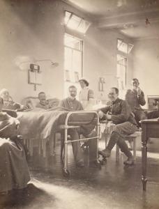 Kirstead Hospital