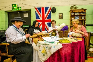 Crafters from Watton WI