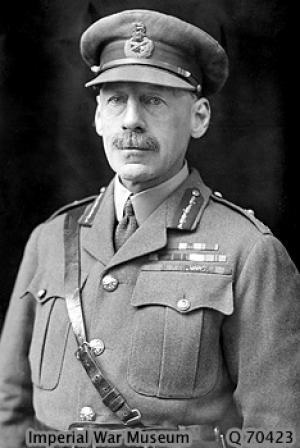 Lieutenant-General George Gorringe ©Imperial War Museum Q70423