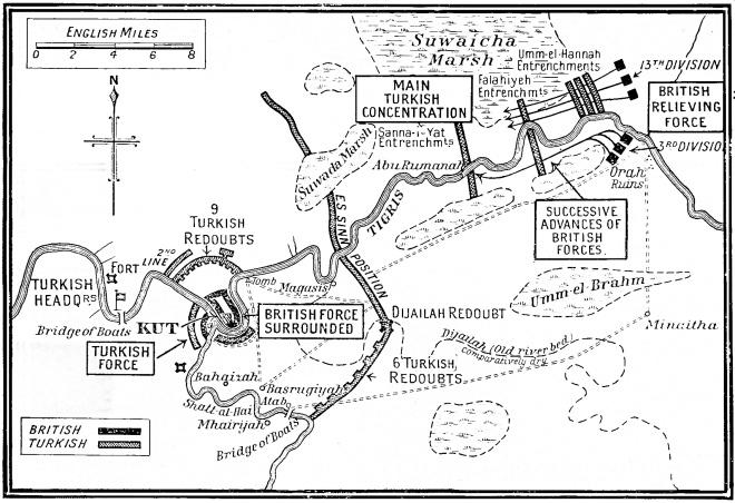 Map_Beleaguered Kut_2