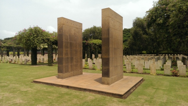 Kirkee War Memorial Commonwealth War Graves Commission