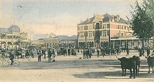 Bloemfontein, Orange River Colony, in 1906