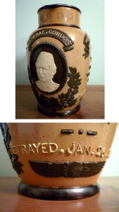 Doulton's General Gordon 'Betrayal' Jug