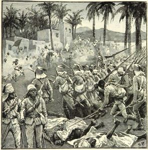 Storming Firkhet public domain image