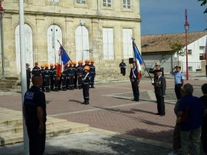 Bastille Day, Pauillac, 2016