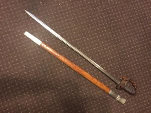 Officer's Sword from the 12th Sudanese Regt. With Thanks to William Leroy