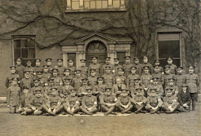 British Red Cross Society, V.A.D. 29, Norwich.