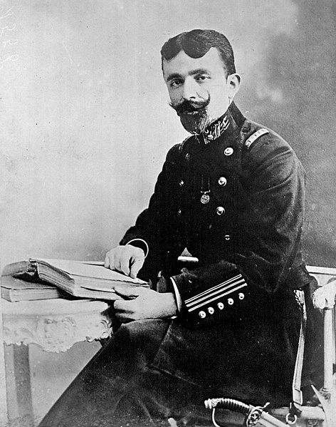 Enver Pasha Creative Commons