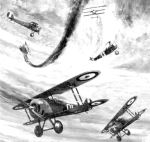 air_combat_-_western_front_world_war_i