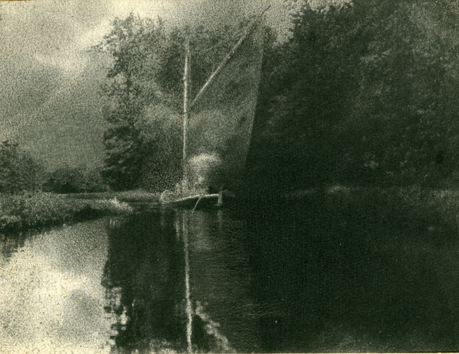 Wherry on the Bure, 1917