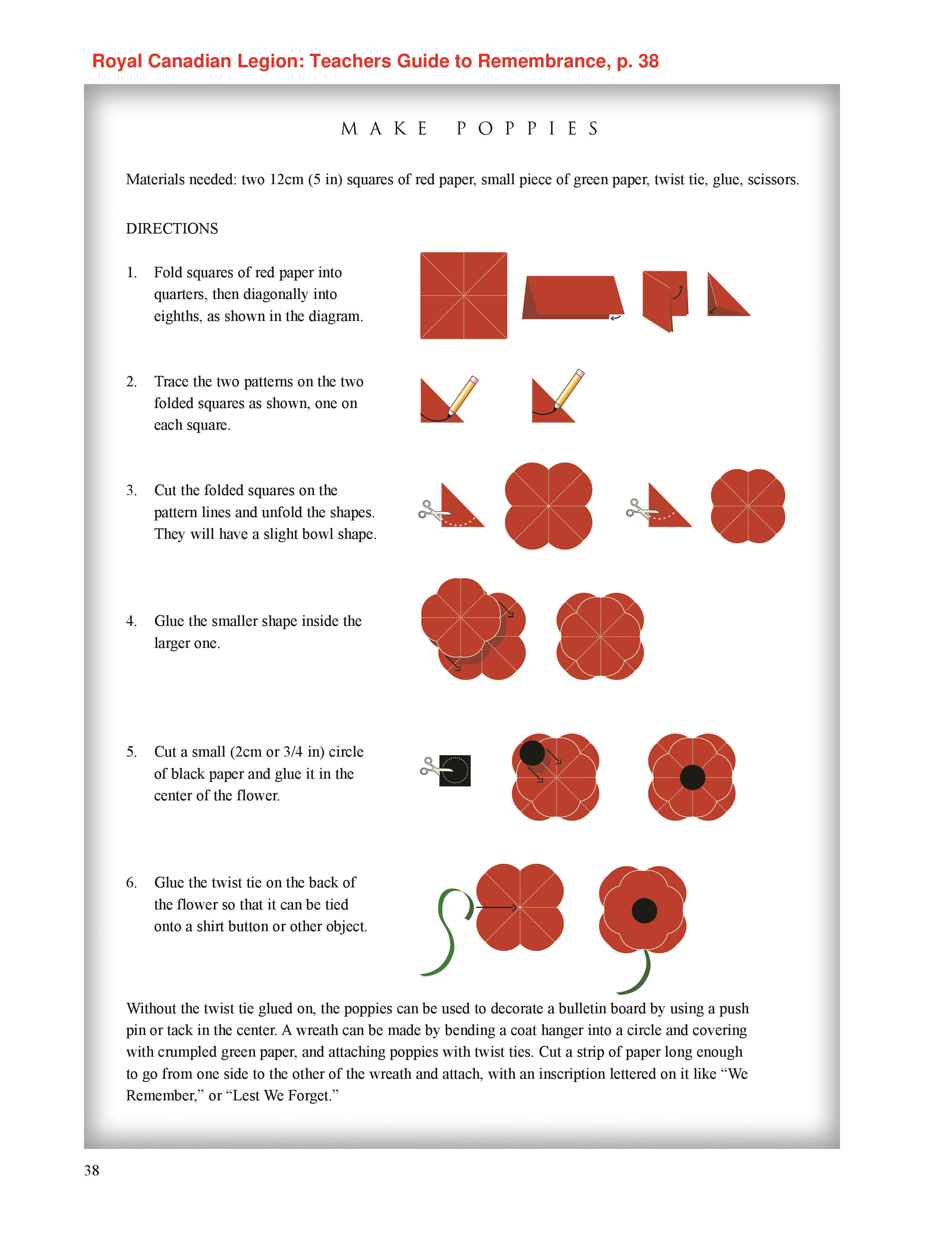 About The 2018 Poppy Project Norfolk In World War One