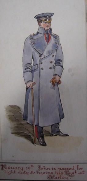 Photo 9 John in uniform